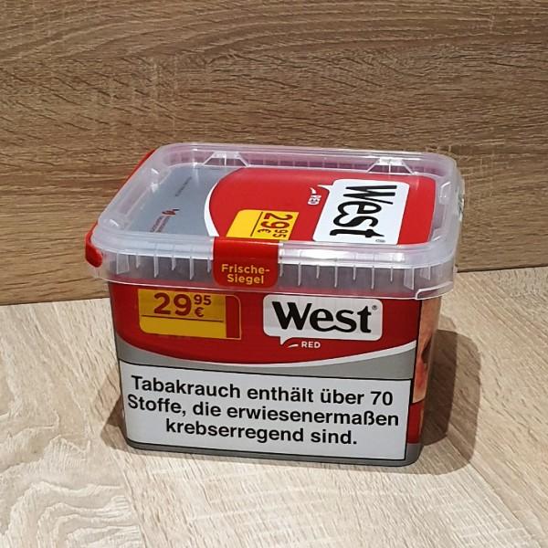 West Volumen Tabak Red Box