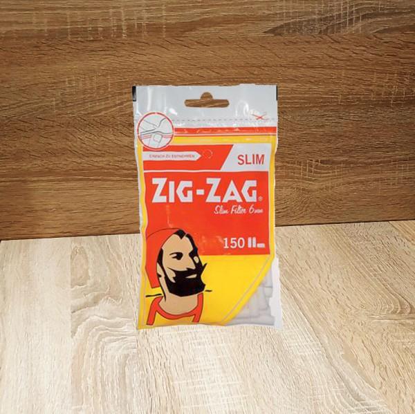 Zig Zag Spezial Drehfilter Slim 10x150