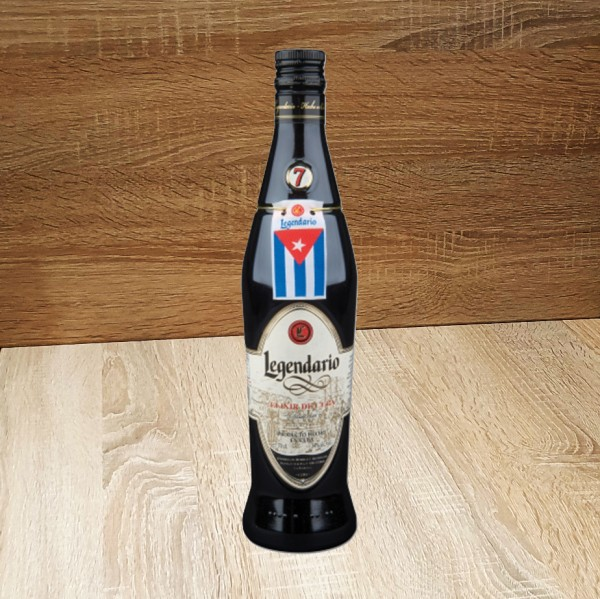 Rum LEGENDARIO Elixir de Cuba 34 % Vol., 700ml