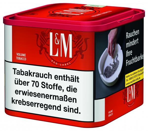 L&M Volume Tobacco Red M Dose