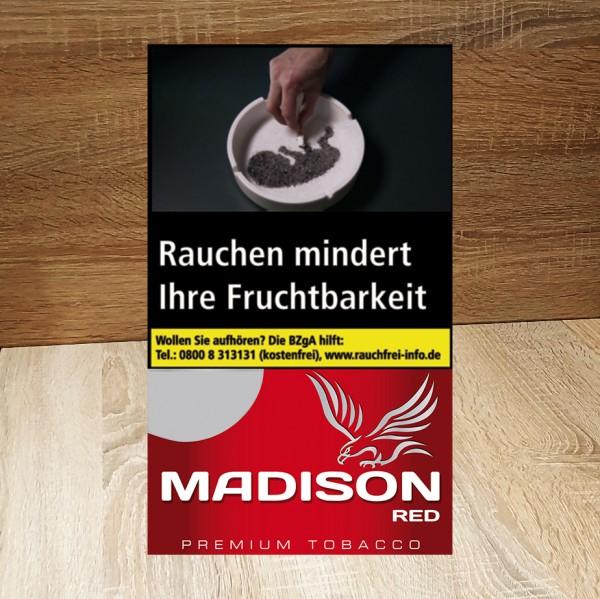 Madison Red Stange