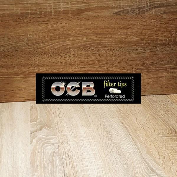 OCB Filter Tips 25x50 Blättchen