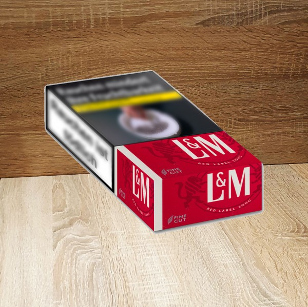 L&M Red Label Long OP Stange