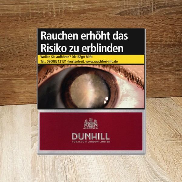 Dunhill International Red Stange