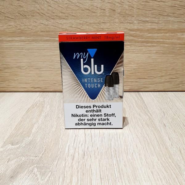 My Blu Intense Touch Strawberry Mint 18mg
