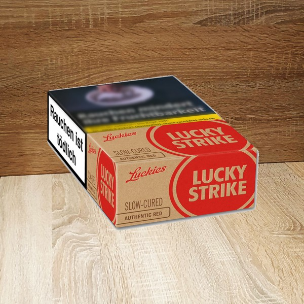 Lucky Strike Authentic Red GIGA Stange